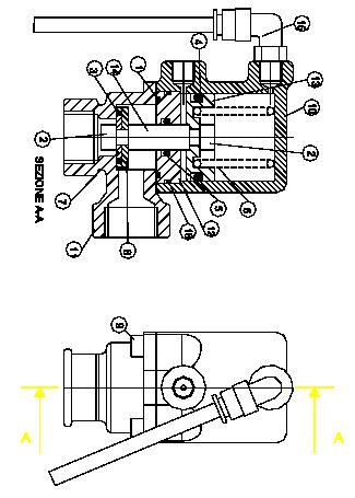 Девакуумирующий клапан. 2